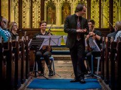 Thomas Bertolotti introduces the Albermarle Clarinet Quartet