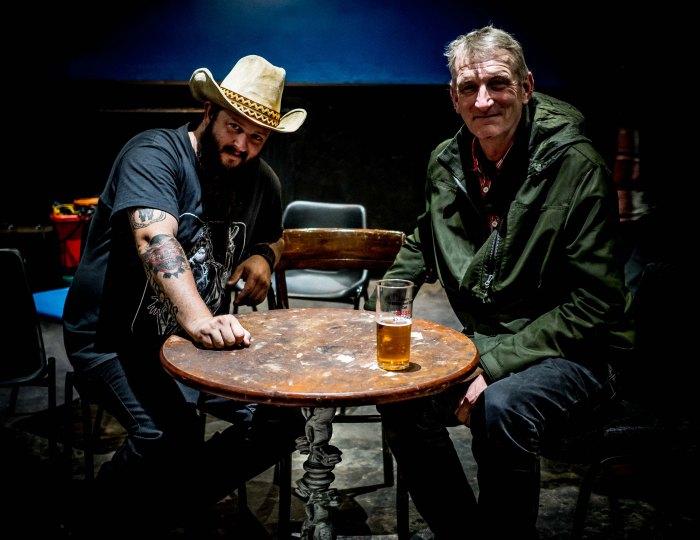Bob and Andy Bob Wayne Hull 20.07.2017
