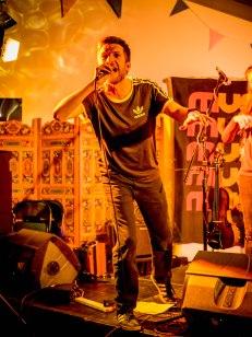 Blackbeard's Tea Party - Live in Goathland! 25.11.2017