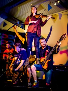 Blackbeard's Tea Party - Live in Goathland! 25.11.2017