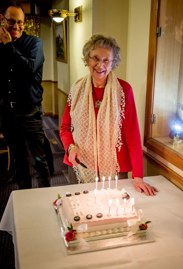 Irene's 90th