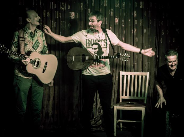 Dez Allenby, Jeff and Kelvin
