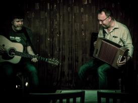 Martin Peirson and Steve Peirson