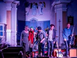 Robert Sharp Band Holmfirth Festival of Folk 2018