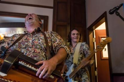 Celtarabia at Hull Folk Fest 2018