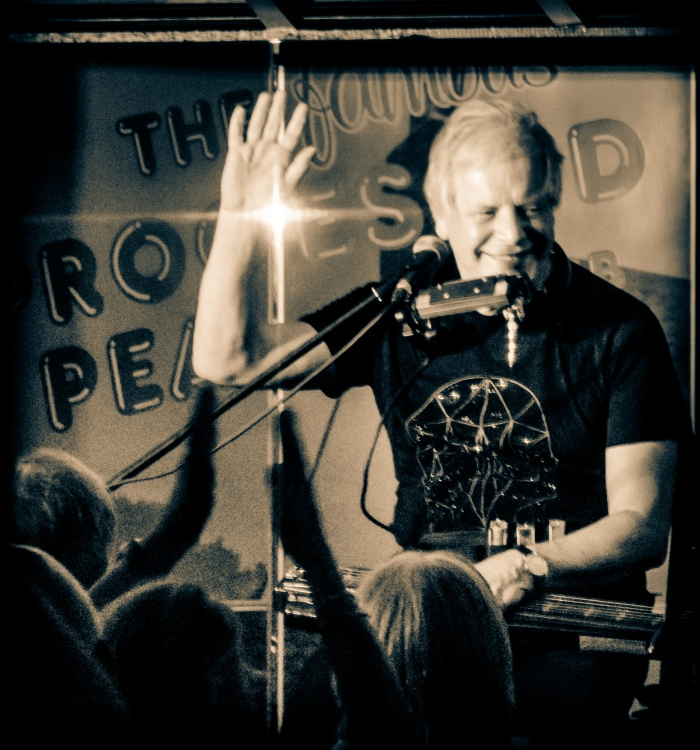 Ched's Bare Bones at the Processed Pea 07.08.2018