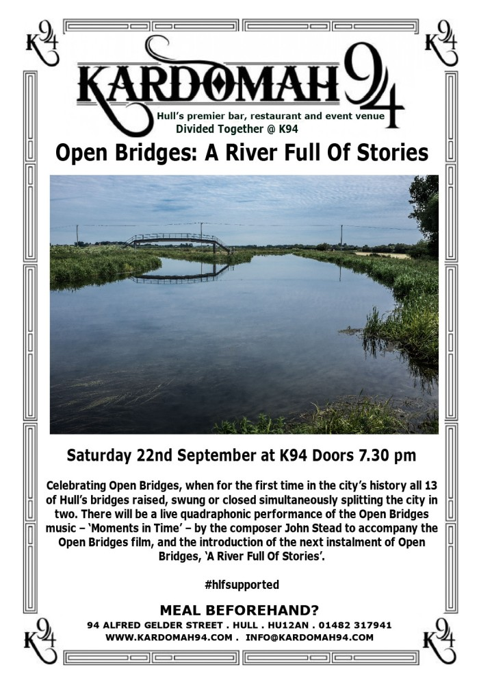 Open Bridges Anniversary Night