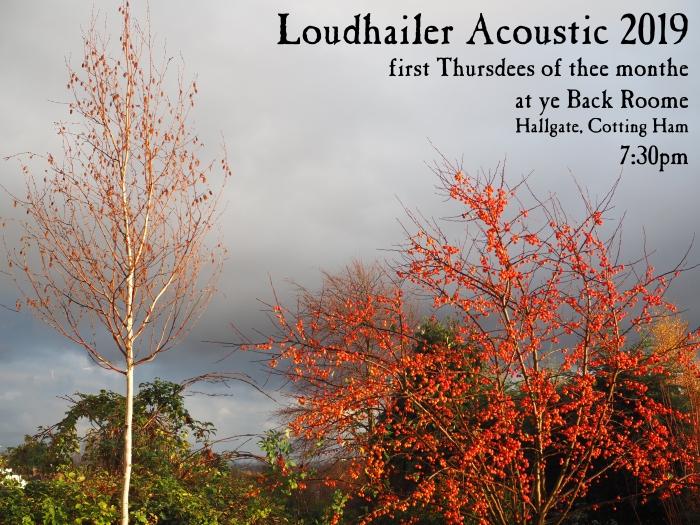 Loudhailer Acoustic