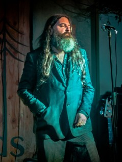 Pat Fulgoni's Blues Experience photo by Rich Duffy-Howard