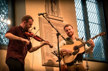 Sam Sweeney and The Unfinished Violin NCEM York 6.5.19