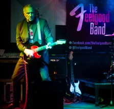 The Feelgood Band at O'Rileys, Hull