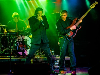 The Feelgood Band at O'Rileys, Hull