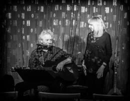 Gifford Rolfe and Joan Foye