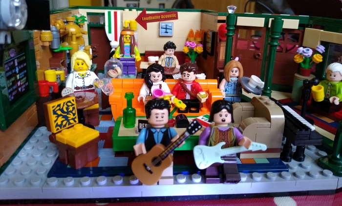 Lego Loudhailer Acoustic small
