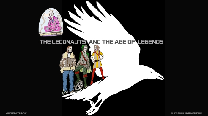 The Leconatus and the Age of Legends with text